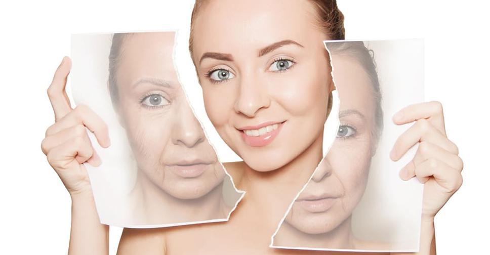 возрпастных изменений - Коррекция возрастных изменений кожи