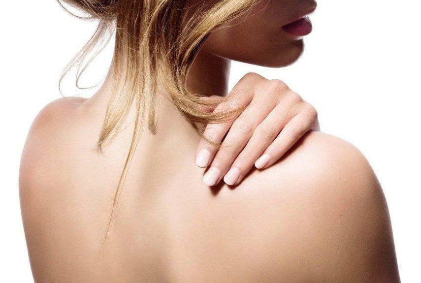 эпиляция плеч - Лазерная эпиляция плеч
