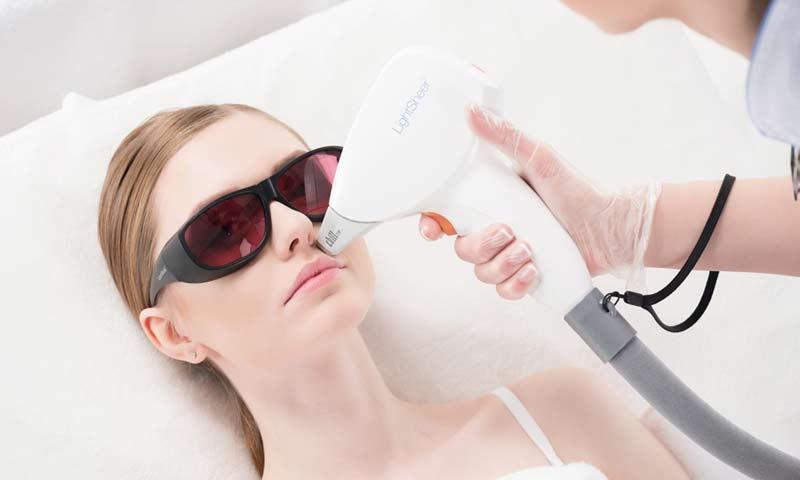 эпиляция усиков у женщин 2 - Лазерное удаление усиков
