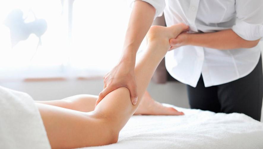 массаж тела - Лимфодренажный массаж